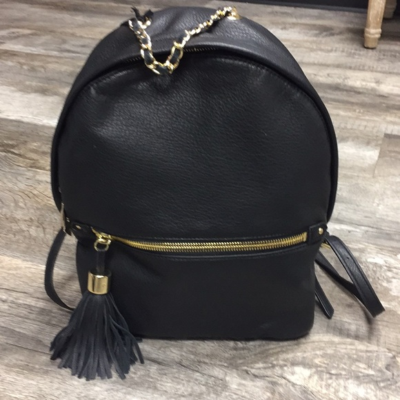 Margot Bags Geniune Leather Backpack Purse Nwt Poshmark